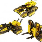 OWI-536 All Terrain 3-in-1 RC Robot Kit