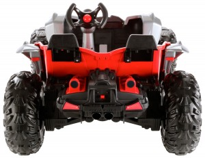 Power Wheels Dune Racer Backview