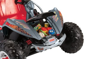 Power Wheels Dune Racer Storage