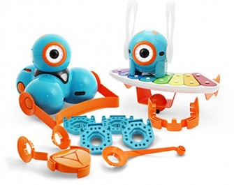 Wonder Workshop Dash & Dot Programmable Robots Review